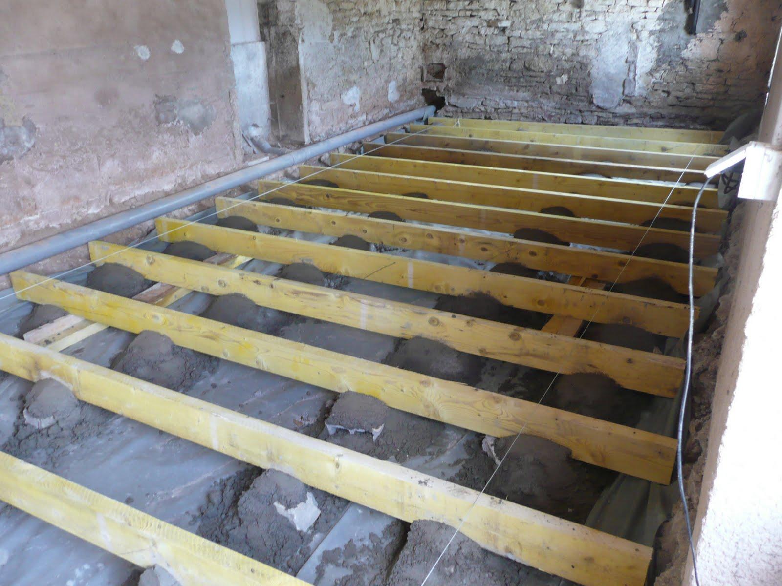 Vloer houten balk houten balken vloer huis decoreren ideeën huis